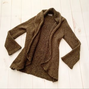 Wooden Ships Open Cardigan